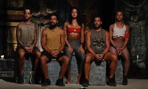 Survivor Spoiler 18/5: Αποκλειστικό! Αυτοί είναι οι 4 υποψήφιοι για αποχώρηση (vid)