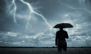 ΕΜΥ: Με αστάθεια, βροχές και καταιγίδες η νέα εβδομάδα. Ο καιρός έως την Παρασκευή...