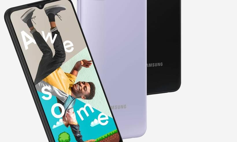 Samsung A22 5G: Ένα προσιτό 5G smartphone