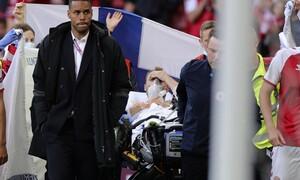 Euro 2020 – Κρίστιαν Έρικσεν: Σταθερή η κατάστασή του στο νοσοκομείο...