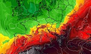Καύσωνας 10 ημερών: «Αυτά τα περιμέναμε το 2040...»! Καμπανάκι από Συνολάκη...