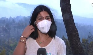 Η δημοσιογράφος του OPEN μίλησε για την επίθεση που δέχθηκε τα ξημερώματα (videos)