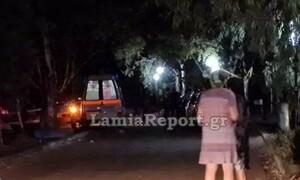 Απίστευτες σκηνές στη Φθιώτιδα: Ξέσπασε καυγάς και παρέσυρε πεζούς με το αυτοκίνητό του