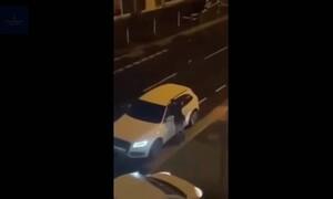 Γερμανία: Απίστευτος τσακωμός ελληνικού ζευγαριού έχει γίνει viral στο διαδίκτυο (video)
