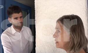 Γλυκά Νερά: Η μητέρα του πιλότου «σπάει» για πρώτη φορά τη σιωπή της (video)