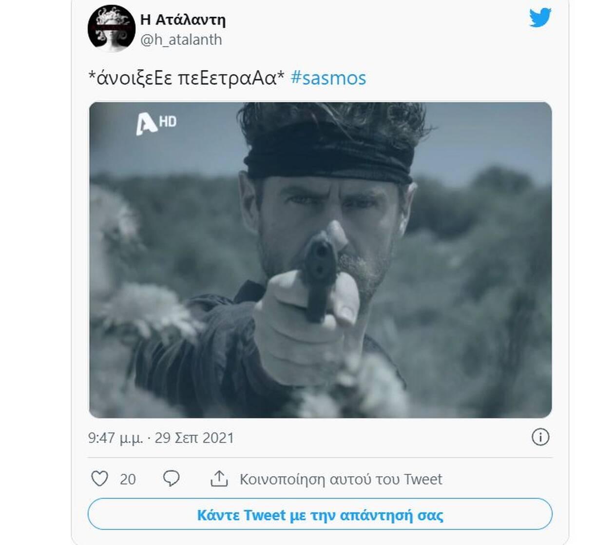 Σασμός: Αυτός είναι ο δολοφόνος του Στεφανή - Μήπως τελικά δεν είναι αλήθεια;